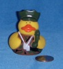 Army Phone Duck