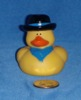Cowboy Blue Scarf Duck