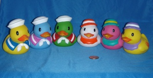 Character Ducks