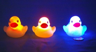 Flashing Ducks