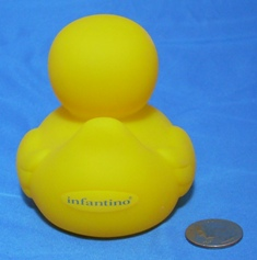 Infantino Yellow 3 Back